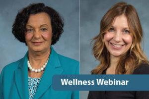 Wellness Webinar event