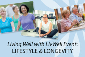 LivWell Program Event