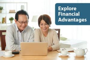 Financial Advantages Webinar